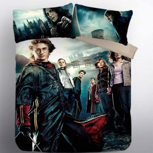 funda nórdica harry potter